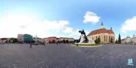 Piata Unirii din Cluj-Napoca - 2011