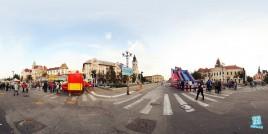 Centrul orasului Oradea - 2011