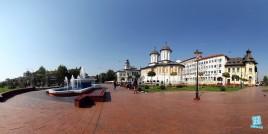 Centrul orasului Targu Jiu - 2011