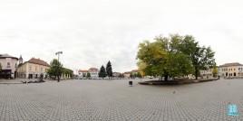 Centrul istoric din Baia Mare