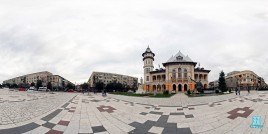 Palatul Comunal din Buzau