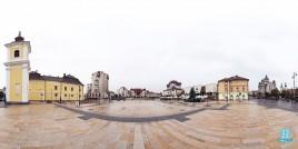 Piata Teatrului - Targu Mures 2011