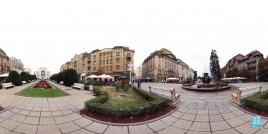 Piata Victoriei - Timisoara 2011