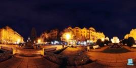 Piata Victoriei - Timisoara 2011 - noaptea