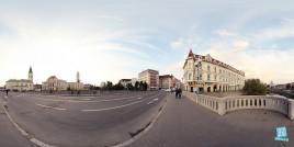 Podul cu flori din Oradea - 2011