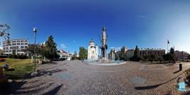 Statuia lui Avram Iancu - Cluj Napoca 2011
