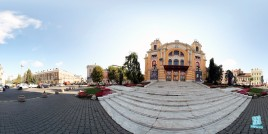 Teatrul national din Cluj-Napoca