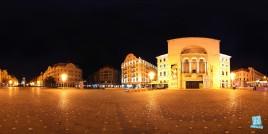 Teatrul National din Timisaora - 2011 - noaptea