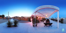Terasa Crema Lounge Cafe din Mamaia